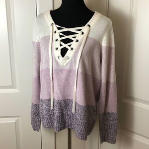 New York & Co sweater, NWT